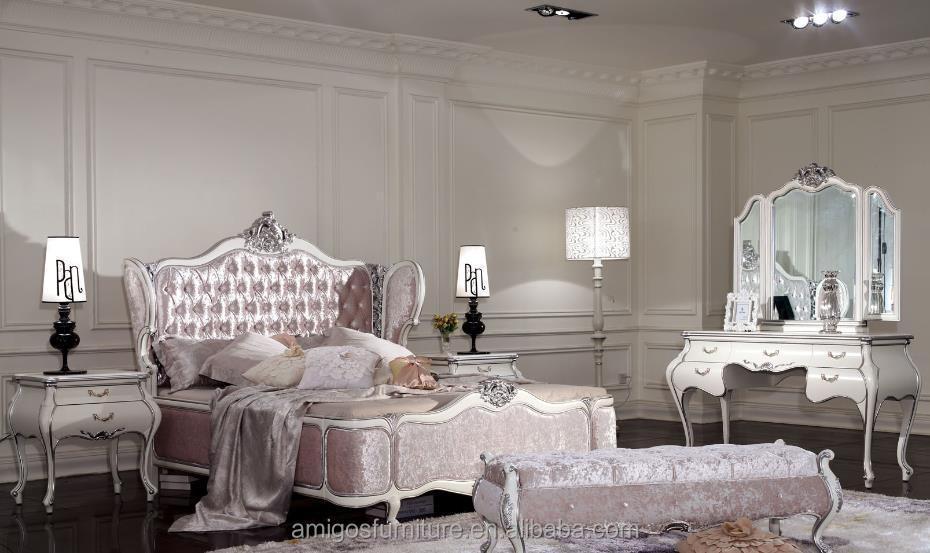 Franzosisch Schlafzimmer Mobel Set Italienische Klassische Luxus