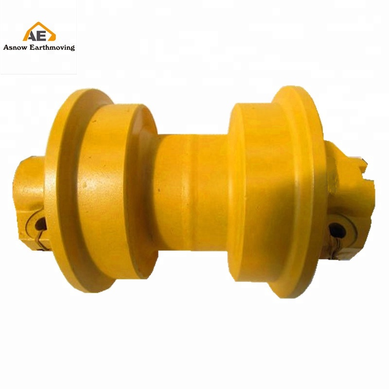 Cat D2 Dozer Single Flange Track Roller Bottom Roller Low Roller Cr809  4b7716 7f6398 - Buy Bulldozer Track Roller,D2 Dozer Single Flange Track