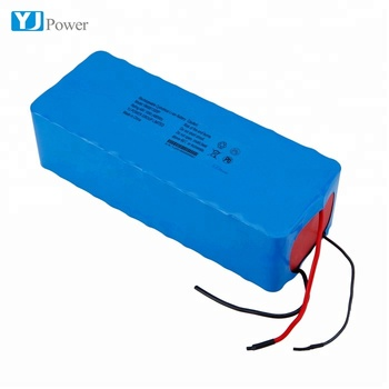 High Voltage 18650 Lithium Ion Battery Pack For Car