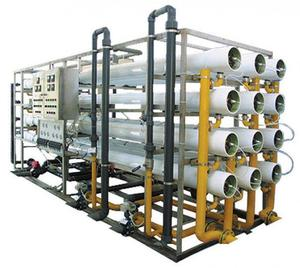 Borehole Brackish Water Reverse Osmosis Treatment Plant for Drinking water