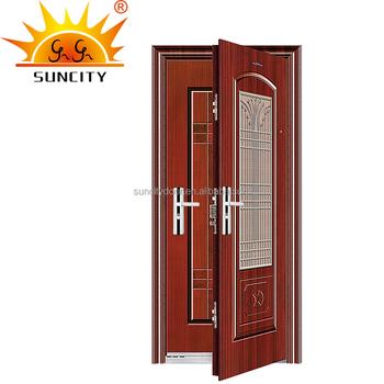 Steel Metal Door Manufacturer In Ipoh Steel Door Sc-s034 - Buy Door on