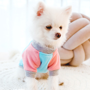 3a392813f New Fashion Dog Summer Sport Vests Shirt Pet Cat Cotton Sweatshirt Football  Jersey Clothes for Small