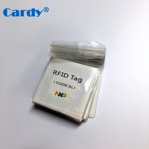 programmable key tag smart rfid tag nfc adhesive labels