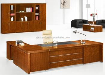 Chaise de bureau de luxe moderne bureau en forme de l bureau