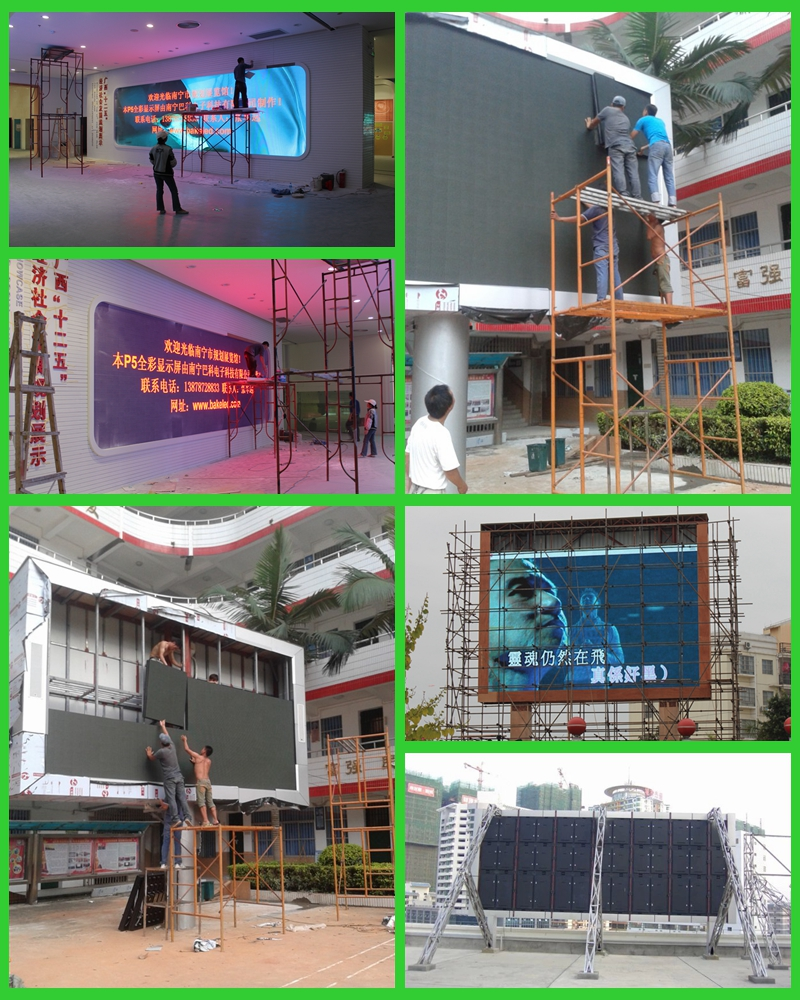 Good price high technology high quality outdoor led display p10 buy from China