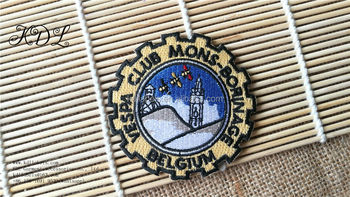Design embroidered patches online