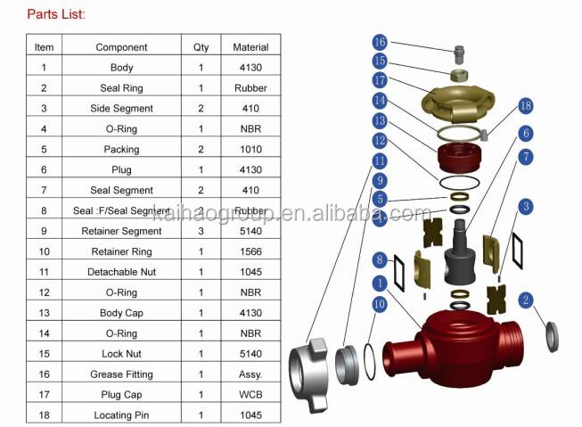 Api a wellhead plug valve buy