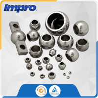 Alloy Steel rod end balls general contract machining For Bearing of Construction Machinery