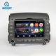 Car DVD Android7.1 Dual Core Navigation Capacitive Screen Player fit for Hyundai Sonata 2002-2008