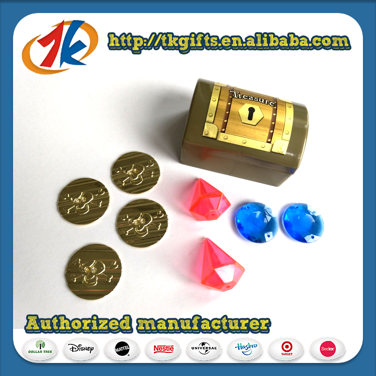 Wholesale Educational Pirate Treasure Set Toy With Cheap Price