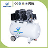 1.2 KW motor/ silent dental air compressor unit price