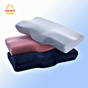 Comfort & Relax Neck Support and Pain Relief Orthopedic Contour Butterfly Shaped Anti Snore Memory Foam Pillow