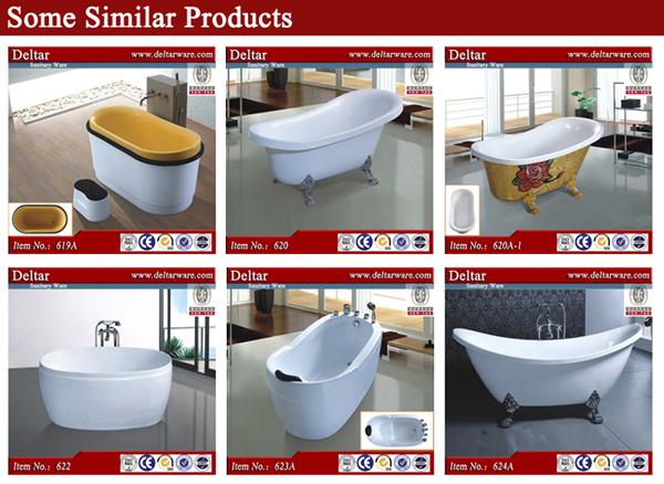 cheap whirlpool bathtub,double massage bathtub for family couple