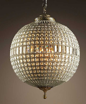 Luxury crystal crystal ball chandelier hotel living room LED lamps, View  crystal light, WW Product Details from Guangzhou Widewin Co., Ltd. on  Alibaba.com