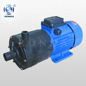 CQ-F portable chemical pump magnetic circulation pump plastic acid pump