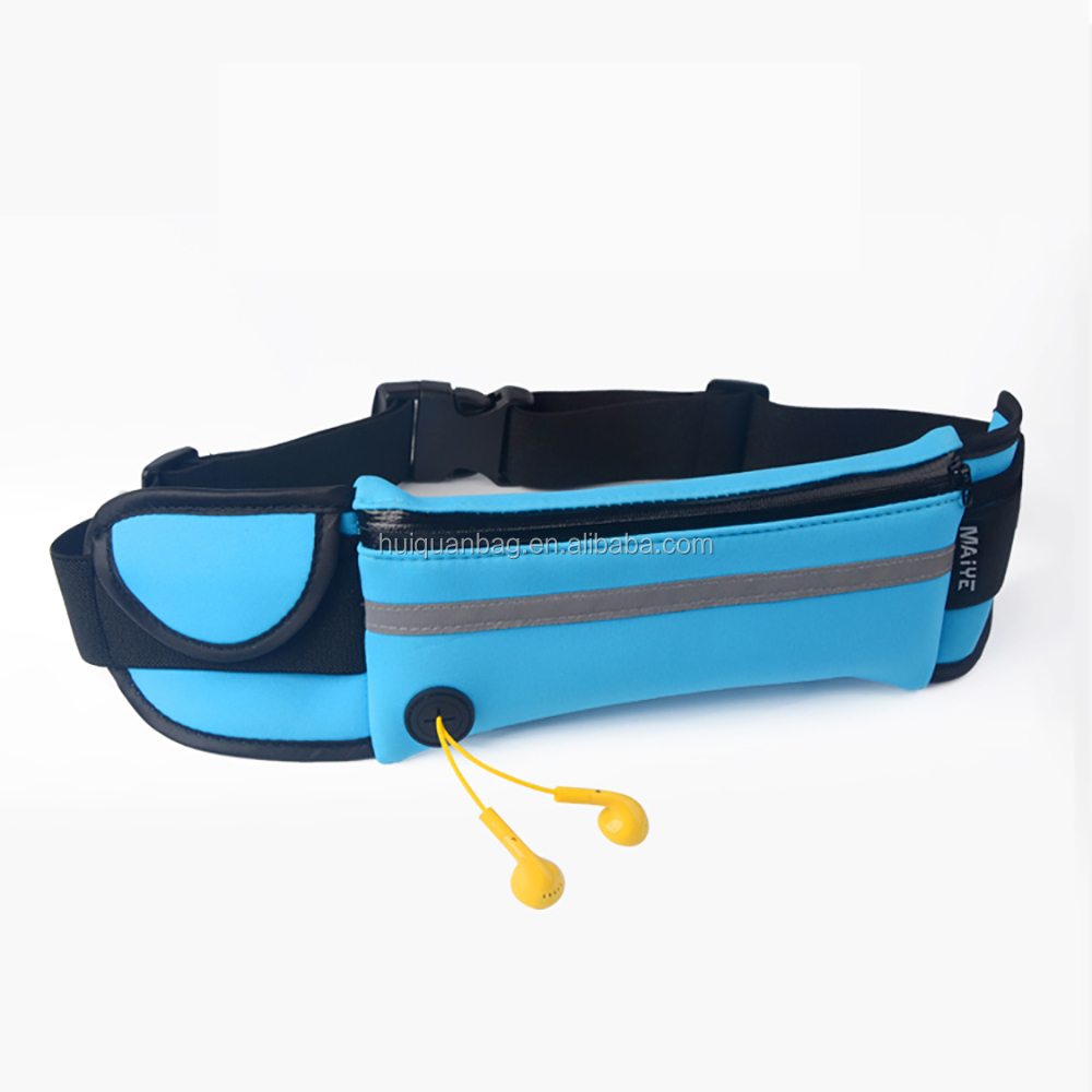 Running Waist Pack For Men and Women Pack Bum Bag Hip Money Belt Travelling Mountaineering Fishing Cycling Mobile Phone Bag