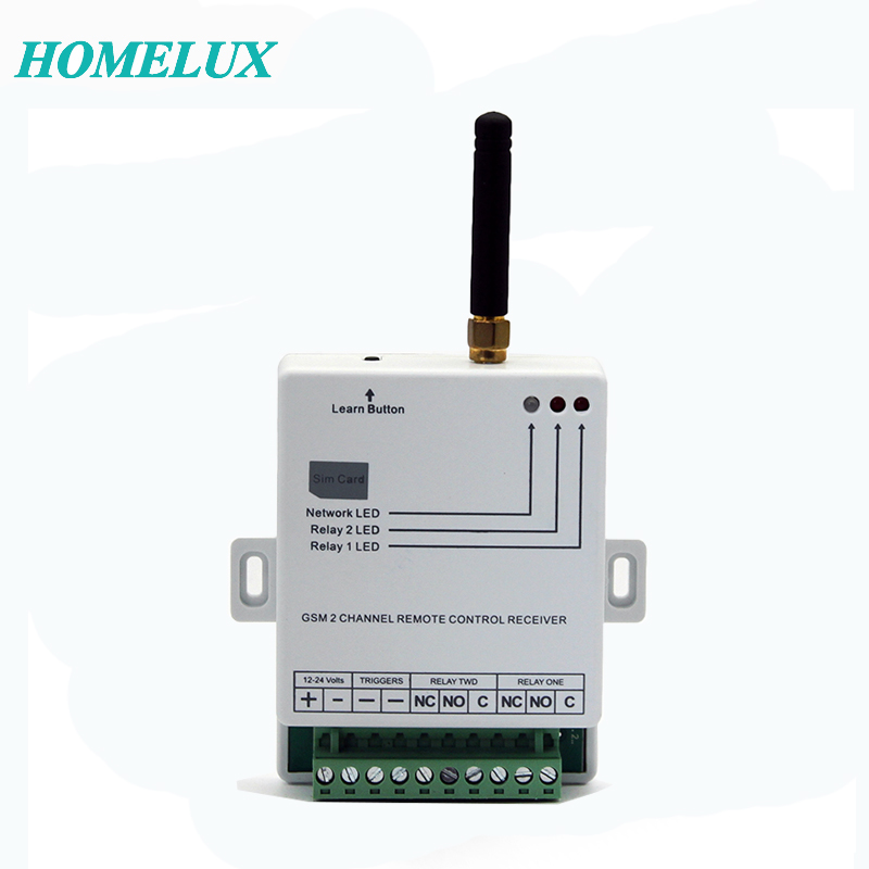 2 Channel Gsm Gate Opener With 1000 Users With Sms Or Miss Call,Gsm Gate  Controller - Buy Gsm Water Level Controller,Swing Gate Opener,Gsm Gate  Opener