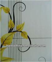 PVC decorative film for window and door