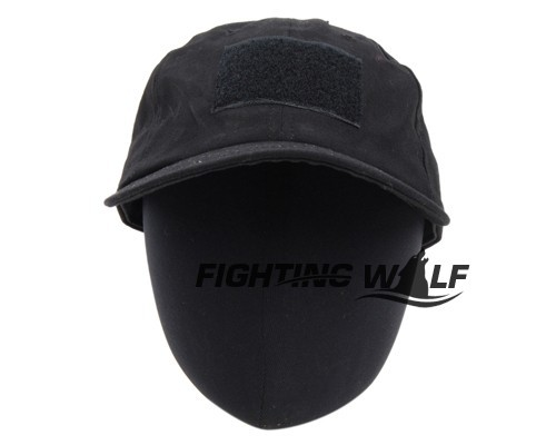 Get Quotations · 2015 Hot Adjustable Black Baseball Cap With Velcro  Attachment Base For Men Military Tactical Camping Hiking 892f1c54f6
