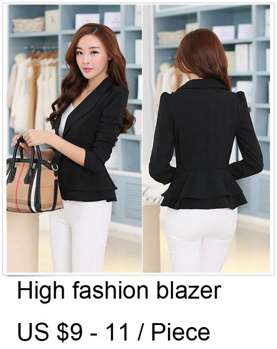 Elegant Las Formal Office Skirt Wear Women Business Suits For