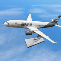 good price A320 GoAir.in aircraft model home collection for sale