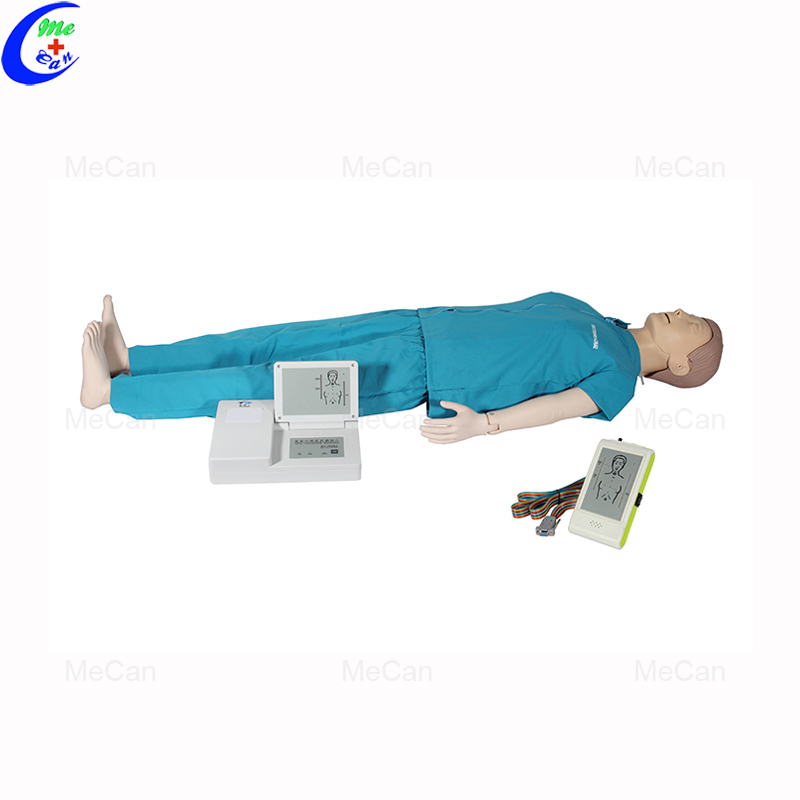 BASIC FULL BODY CPR TRAINING MANIKIN