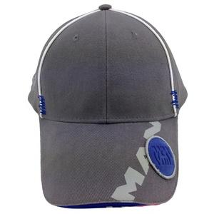 94ac5149f78 Embossed Metal Buckle Baseball Cap