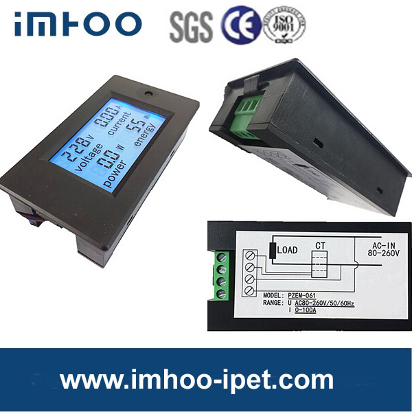 PZEM-061 AC multifunction meter digital power meter