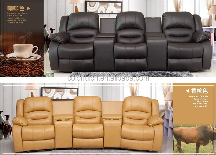 heimkino reclinersofa home kino ledersofa heimkino sessel ls630 wohnzimmer sofa produkt id. Black Bedroom Furniture Sets. Home Design Ideas
