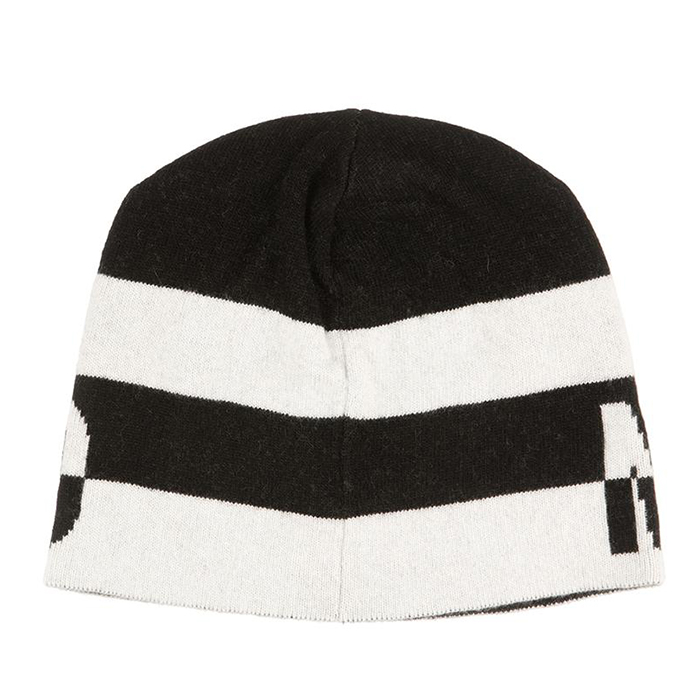 960155431ba Cuffie personalizzate per i bambini in bianco 100% Nylon Beanie Hat uomini  caldi di vendita