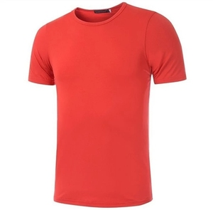 factory direct wholesale custom blank t-shirt for men