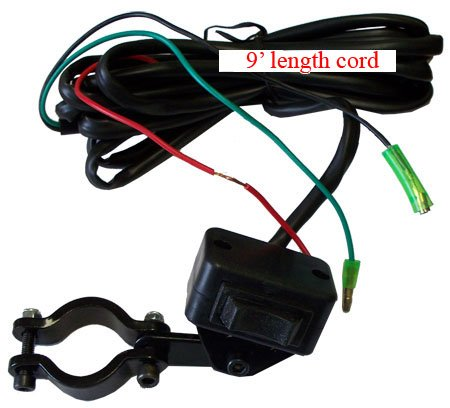 Db Electrical Win2600 Remote Toggle Switch Assembly For Winch