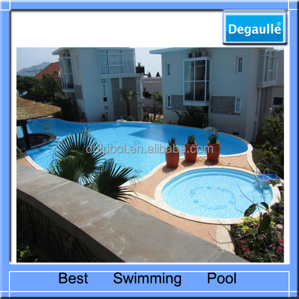 Most Affordable Swimming Pool Construction Cost For Hotel /Villa/amusement  Park