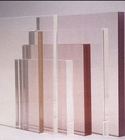 bulletproof glass - Glass Clad Polycarbonate