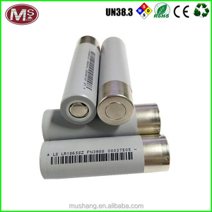 Rechargeable lithium battery for electric tools or electric car toys