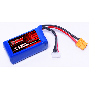 lipo battery custom 1300 4s 14.8v lipo rc helicopter removable battery