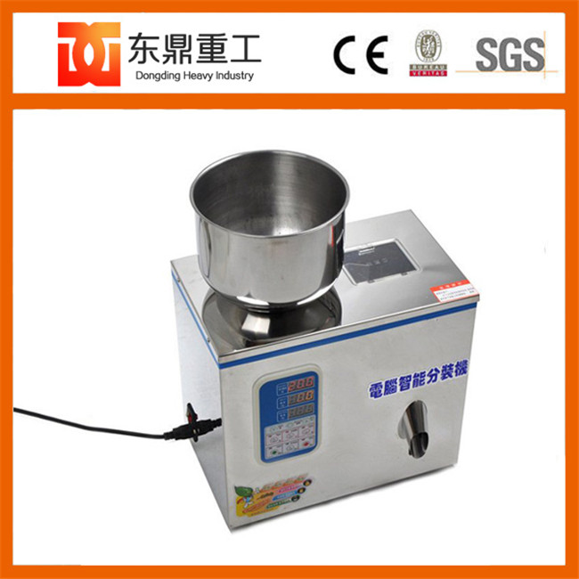 Weidely use good tea packing machine with weighing <strong>system</strong>