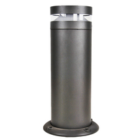 Die cast aluminum led garden bollard cheap outdoor lights