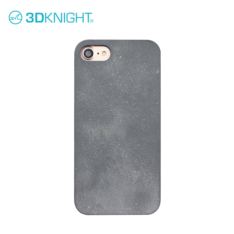 Super quality design 2017 cement phone case for iphone 7 mobile phone case