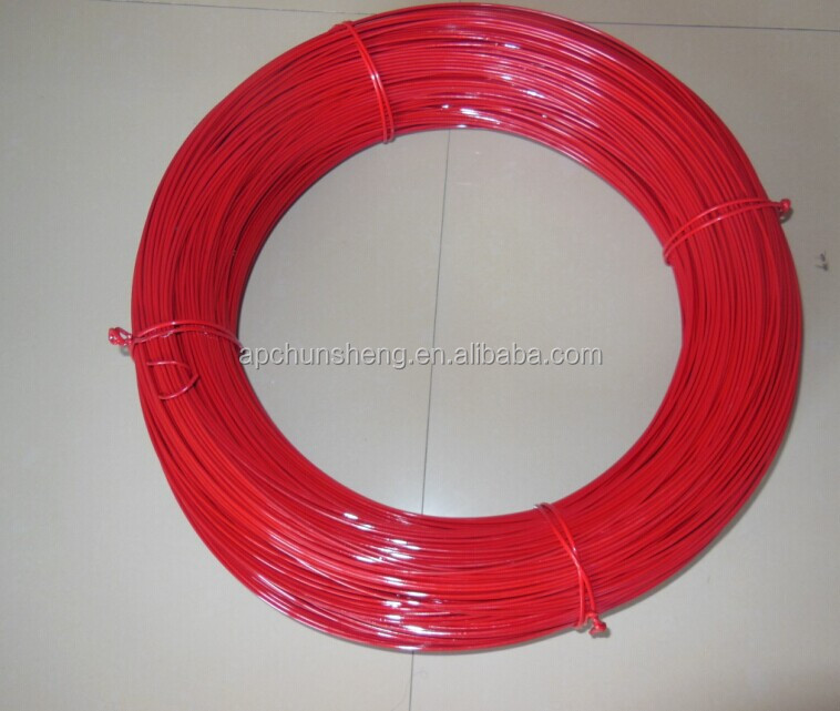 nylon coated steel wire for grassland fence