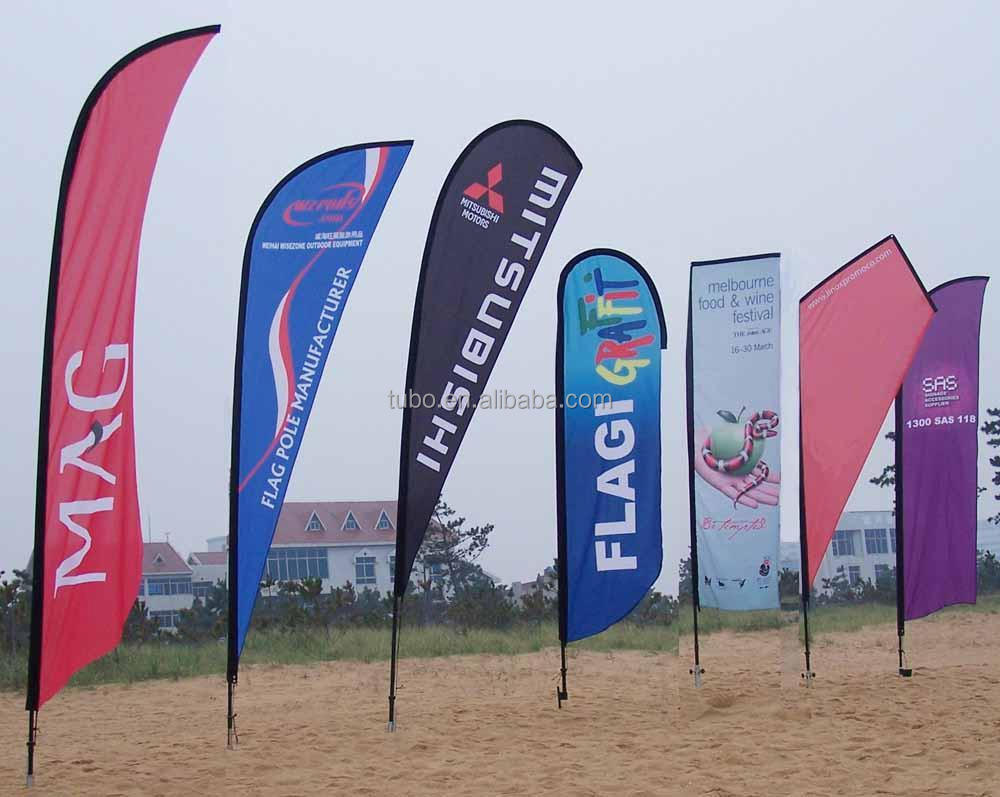 Banner banners banner poles outdoor display cheap custom - Hot Sale Custom Advertising Beach Flag Banner With Printing Outdoor Knife Flag Teardrop Banner