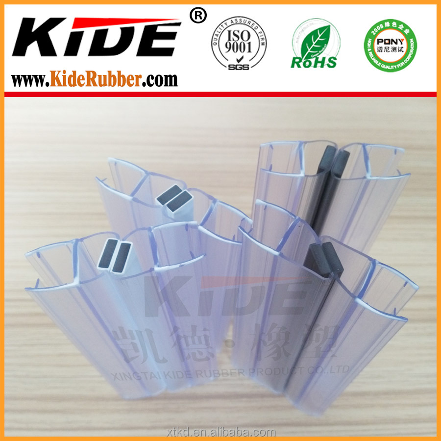Clear Plastic Shower Door Seal Strip, Clear Plastic Shower Door ...