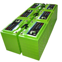 rechargeable 18650 12v 150ah lifepo4 lithium ion battery for mobilehome