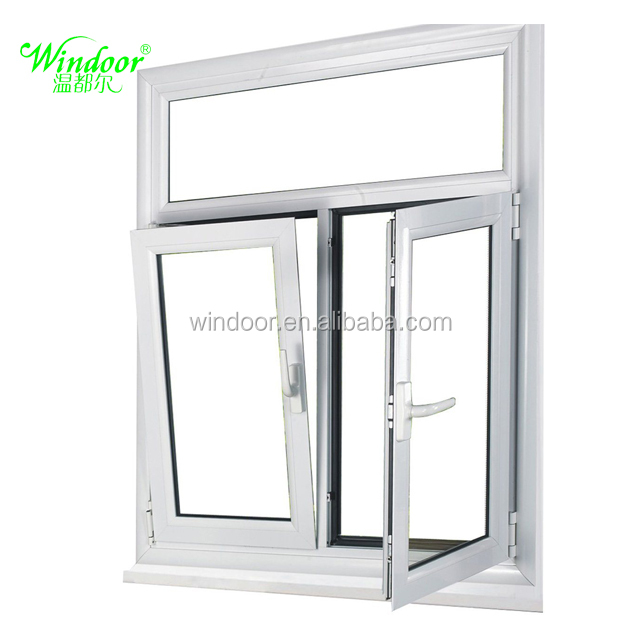 Cheap Price Prefabricated container home contractor Pvc Window And Door