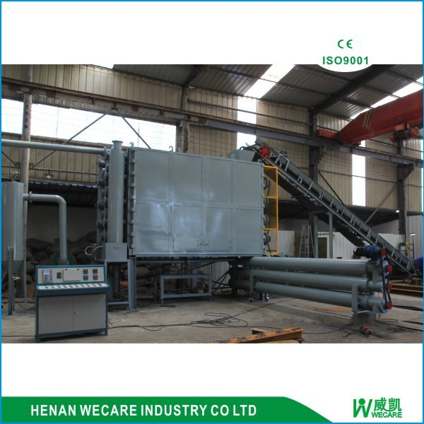 Good Quality Continuous Rice Husk Carbonization Furnace