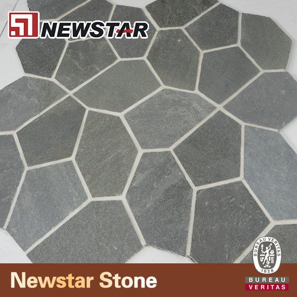 Natural de la venta de piedra laja pizarra azulejos de for Piedra royal veta precio