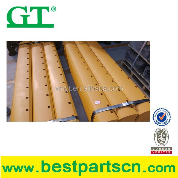 bulldozer parts grader blade cutting edge 4T2231 for ground enaging tools