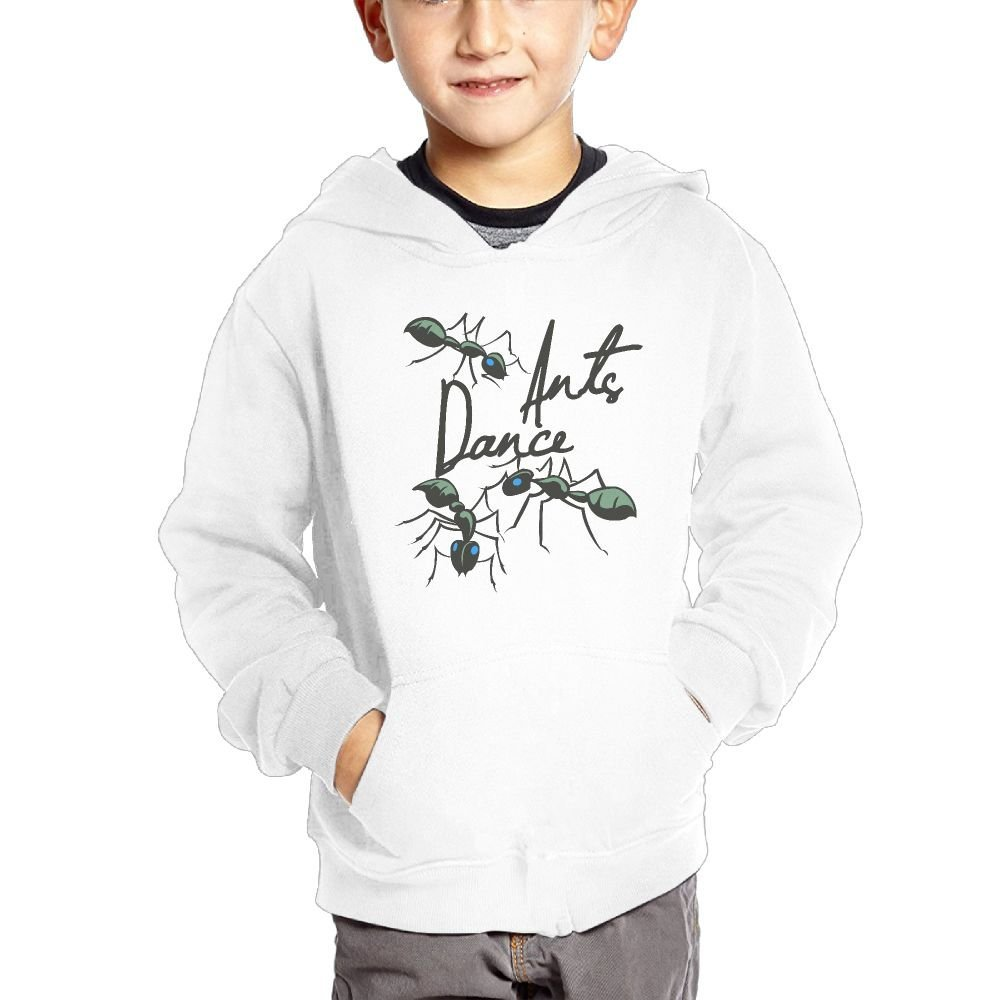 Ant Cartoon Boy Athletic With Pocket Hoodies Hot Tops Pullover Sweatshirts