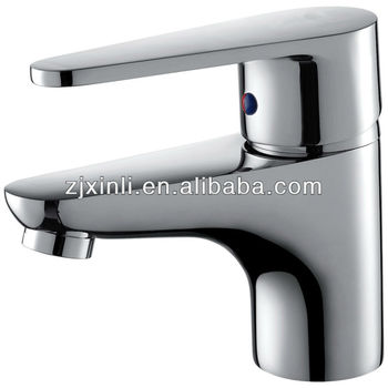 High Quality Copper Basin Tap, Polish and Chrome Finish, Best Sell Series, X8237B1