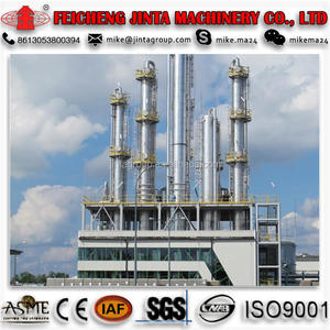 biomass ethanol distillery distillation equipment retrofit project